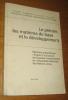 Le pétrole, les matières de base et le développement. Mémoire présenté par l'Algérie à l'occasion de la session extraordinaire de l'Assemblée Générale ...