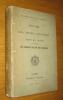 Recueil des lois, décrets, conventions et cahiers des charges concernant les chemins de fer de l'Algérie. Collectif