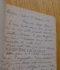 Valentine Pacquault. Roman. Tome premier. . Chérau (Gaston)