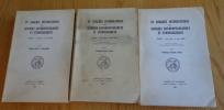 VIe Congrès international des Sciences anthropologiques et ethnologiques. Paris - 30 juillet - 6 août 1960.. Collectif