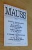 Bulletin du MAUSS (Mouvement Anti-Utilitariste dans les Sciences Sociales), n°1. Collectif