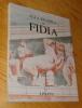 Alla ricerca di Fidia. Collectif