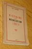 Histoire d'une négociation 21 novembre 1940 - 18 novembre 1941. Duchemin (René-P.)
