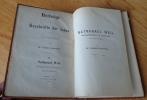 Beitrage zur Geschichte der Juden in Deutschland. II. Nathanael Weil. . Löwenstein (Dr. Leopold)