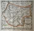 Théâtre géographique de l'Europe. La Transilvanie ou Sibenburgen. (Transylvanie). . Briet (Philippe)