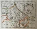 Théâtre géographique de l'Europe. L'Abruzzo et Le Comté de Molisse. (Abruzzes) . Briet (Philippe)
