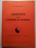 Aristote ou le complexe de trahison.. ALLENDY René (Dr),