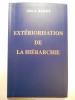 Extériorisation de la hiérarchie.. BAILEY Alice A.,
