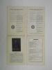 L'Initiation. Cahiers de Documentation Esotérique Traditionnelle. Revue fondée en 1888 par Papus. Nouvelle série. 43e année, n° 1 ...