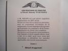 Rituel d'apprenti 1859. (FACSIMILE).. RAGON Jean-Marie (de Bettignies),