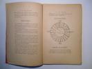 L'A.B.C. de l'astrologie enseignant à chacun le moyen de dresser simplement son horoscope et de connaître facilement sa destinée.. JULEVNO (Jules ...
