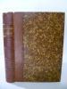 Oeuvres complètes de Démosthène et d'Eschine. Texte français.. DEMOSTHENE, ESCHINE / STIEVENART J. F.,