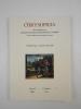 Chrysopoeia. Tome III, fasc. 1. Janvier / Mars 1989.. SOCIETE D'ETUDE DE L'HISTOIRE DE L'ALCHIMIE / REVUE (Sous la direction de Sylvain MATTON),