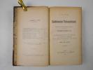 Conférences Théosophiques à l'Aula, de l'Université de Genève. Novembre-décembre 1900: Les enseignements principaux de la théosophie. Les rapports de ...