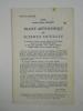 L'Initiation. Cahiers de Documentation Esotérique Traditionnelle. Revue fondée en 1888 par Papus. Nouvelle série. 44e année, n° 2 (Avril-Mai-Juin ...