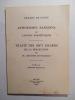 Aphorismes basiliens ou Canons hermétiques par Grillot de Givry & Traité des sept grades de la perfection de Fr. Hiérosme Savonarole.. GRILLOT DE ...