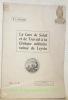 La Cure de Soleil et de Travail à la Clinique militaire suisse de Leysin.. Rollier, Dr. (Auguste).