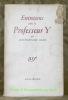 Entretiens avec le Professeur Y.. CELINE, Louis-Ferdinand.