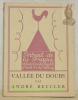 Vallée du Doubs. Frontispice de Gabriel Fournier. Collection Portraits de France.. BEUCLER, André.