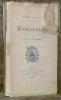 Memoranda. Préface de Paul Bourget.. BARBEY D'AUREVILLY, J.