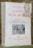 Cahiers d'un artiste, troisième série. Suite de printemps à Paris, été en Normandie: aout-novembre 1915.. BLANCHE, Jacques-Emile.