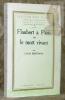 Flaubert à Paris ou le mort vivant. Collection Les Cahiers Verts, publiés sous la direction de Daniel Halévy, 7.. BERTRAND, Louis.