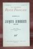 Hommage à Jacques Audiberti 1899-1965. Textes inédits, témoignages-hommages, études.La Nouvelle Revue Française. 13e année N°156.. (Audiberti, ...