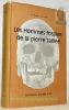 Les hommes fossiles de la pierre taillée. Paléolithique et mésolithique. Préface de G. Cordier.. JULLIEN, Robert.