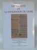 Les Croates et la civilisation du livre. Actes du 1er symposium international d'études sur l'aire culturelle croate. Publiés par Henrik Heger et ...