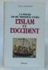La poésie arabe moderne entre l'Islam et l'Occident.. ZEGHIDOUR, Slimane.