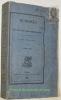 Mémoires de la Société Royale d'Agriculture histoire naturelle et arts utiles Lyon, depuis 1828 jusqu'à 1831. Expériences comparatives sur l'emploi ...