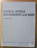 MOTELS, HOTELS, RESTAURANTS AND BARS. 2. Edition. An Architectural Record Book..