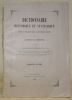 Dictionnaire historique et statistique des paroisses catholiques du canton de Fribourg. Tome 5: Echarlens - Ecuvillens - Ependes - Estavannens - ...