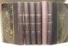 Dictionnaire historique et statistique des paroisses catholiques du Canton de Fribourg. 12 tomes reliés en 6 volumes, complets.. DELLION, Apollinaire.