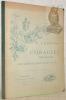 Chansons et Coraules Fribourgeoises. Les chants du Rond d'Estavayer. Mis en musique par B.E(ellgass) et illustré par J.V(olmar)..