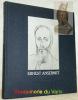 ERNEST ANSERMET 1883-1969. Texte de liaison de Jean-Jacques Rapin.. MATTHEY, Jean-Louis. (Sous la direction de).