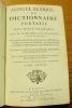 Manuel lexique, ou Dictionnaire portatif des mots françois dont la signication n'est pas familière à tout le monde. Ouvrage fort utile à ceux qui ne ...