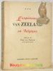 L'expérience Van Zeeland en Belgique..