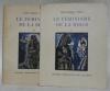 Le féminisme de la Bible. 2 volumes. Avec deux bois de Colette Pettier.. GADALA, Marie-Thérèse.