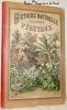 Atlas d'histoire naturelle. Végétaux. 53 planches coloriées en chromolithographie, contenant plus de 600 dessins, accompagnées d'un texte explicatif ...