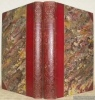 LES SAINTS EVANGILES. Traduits de la Vulgate par M. l'Abbé Dassance. Illustrés par MM. Tony Johannot, Cavelier, Gérard-Séguin et Brevière. 2 volumes.. ...