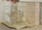 Géographie de France, suivant la division en quatre-vingt-huit Départements. Contenant des détails sur l'origine, les révolutions, l'Etat actuel, les ...