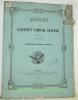Mémoires de l'Institut  National Genevois. Tome 8 (Année 1861-1862). - Angreville M. d'. Numismatique vallaisanne, époque mérovingienne. - Ritter, ...