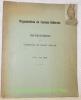 ORGANISATION DE L'ARMEE FEDERALE. Procès-verbal des délibérations de la commission du conseil national. Mars-mai 1894..