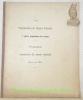 ORGANISATION DE L'ARMEE FEDERALE. 1re partie : Organisation des troupes. Propositions de la commission du conseil national. Mars-mai 1894..