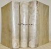 Commentarius de scriptoribus ecclesiae antiquis illorumque scriptis tam impressis quam manuscriptis adhuc extantibus in celebrioribus europae ...