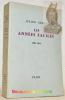 Journal. Les années faciles 1926-1934.. GREEN, Julien.