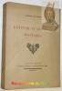 Servitude et grandeur militaires. Préface de Edmond Pilon. Collection Le Livre fançais, n.° 8.. VIGNY, Alfred de.