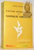"""L'oeuvre romanesque de Nathalie Sarraute. Coll. """"Langages"""".. ALLEMAND, André."""