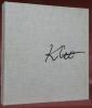 Paul Klee. Les oeuvres en couleur du Kunstmuseum de Berne. Peintures, travaux sur papier en couleur, sous-verre et sculptures. Catalogue des ...